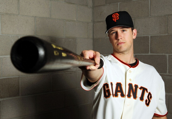 San Francisco Giants Photo Day 2012