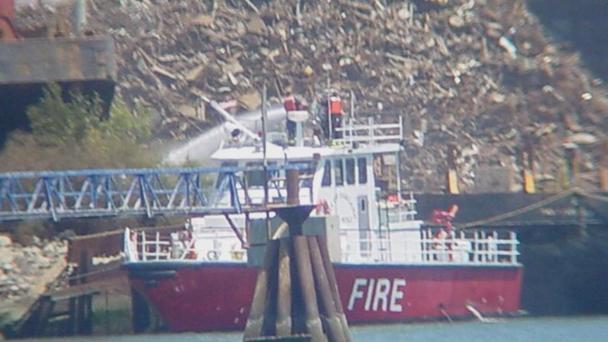 Oakland's Idled Fireboat Imperils City, Critics Say