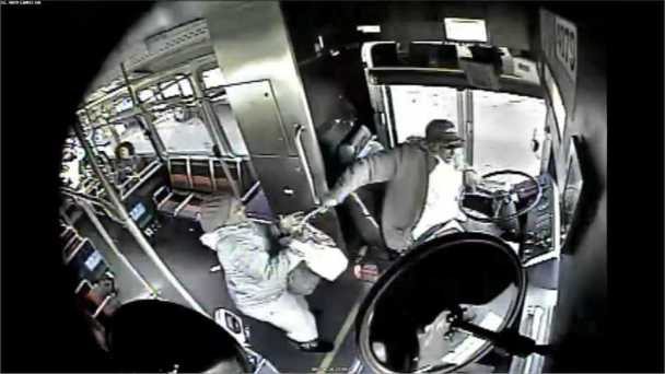 Video Shows Attacks on AC Transit Drivers Spiking