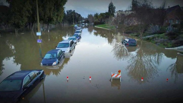 Storms Could Mean 'Big Trouble' for SJ Flood Zones: E-Mails