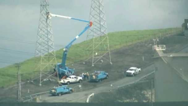 Inspectors Find Hundreds of Safety Issues on Electric Towers