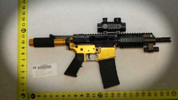 Ghost Guns are Everywhere in California