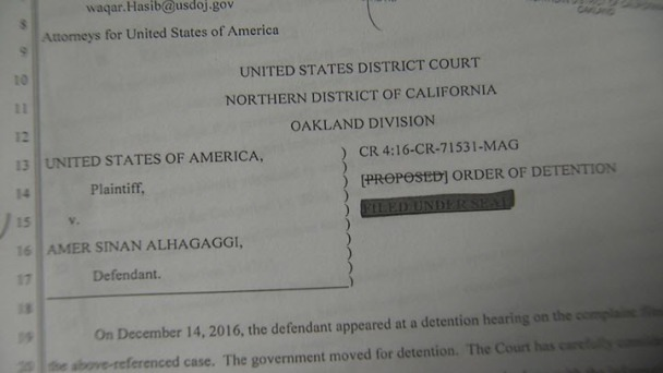 Feds Say Oakland ISIS Sympathizer Wanted to Kill Thousands