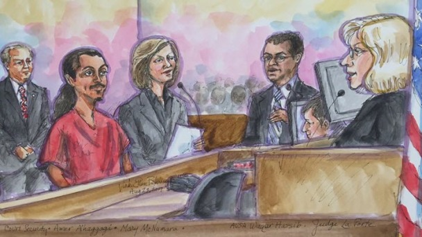East Bay Terror Suspect Pleads Not Guilty in Court
