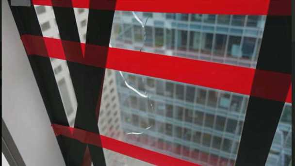 Millennium Tower Reports Back to City on Cracked Window