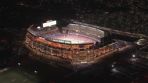 Santa Clara Mayor Wants Answers on Levi's Stadium Lights