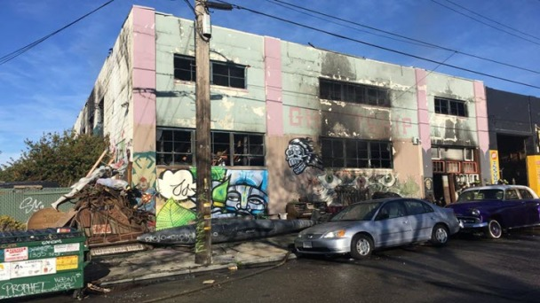 Legal Battle Brewing Over Who's Accountable for Oakland Fire