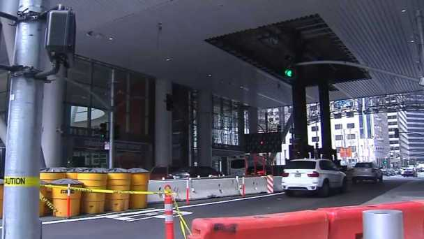 Shuttered Transbay Terminal Has New Steel Problems