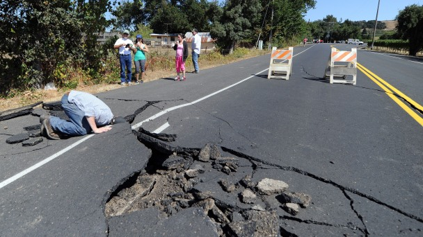 Major Quake Expected to Rattle Bay Area Within Next 30 Years