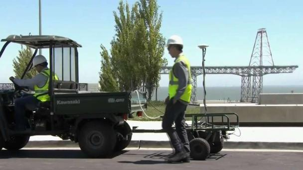 Deck Marker Containing Radium Found at Hunters Point