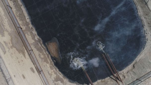 Toxic Wastewater From Oil Fields Endangers CA Water Supply