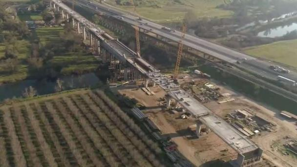 Examining Political Battle Over CA's High-Speed Rail