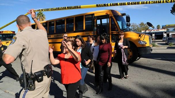 San Bernardino Shooting Survivors Seek Medical Treatment