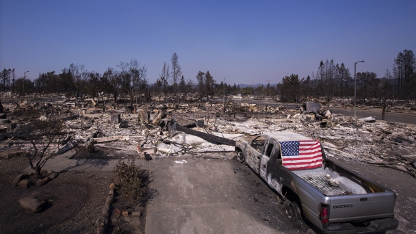 Northern California Wildfires: A Breakdown of the Damage