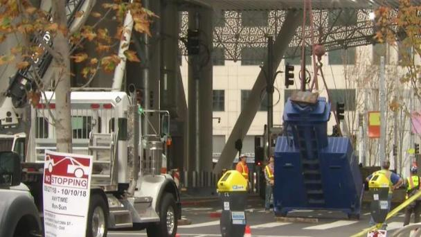 Records Reveal Confusion Over Holes Tied to Transbay Cracks
