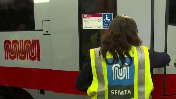 Muni Starts Field Testing Door Fix