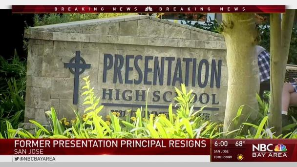Presentation High School President Resigns Amid Scandal