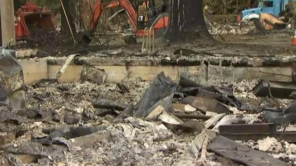 Third Party Equipment May Have Started Tubbs Fire: PG&E