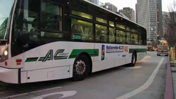 AC Transit to Protect Drivers From Vicious Attacks
