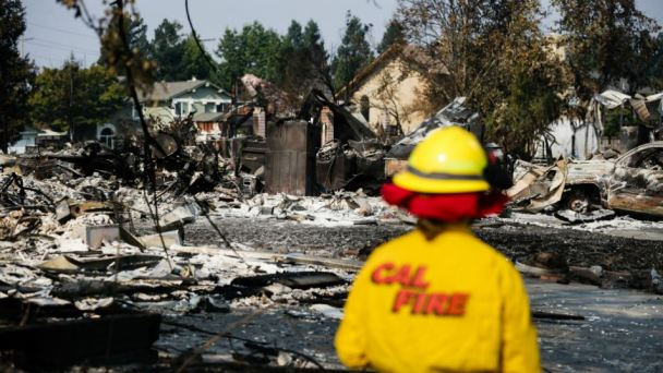 Cal Fire Expert Casts Doubt on Tubbs Fire Finding