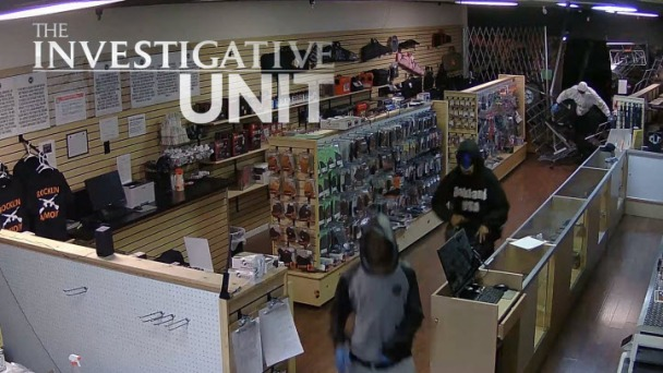 Gun Shops in Northern California Getting Hit Hard by Thieves
