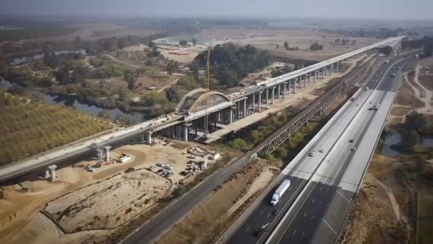 Small Businesses See Costs, No Benefits From High-Speed Rail