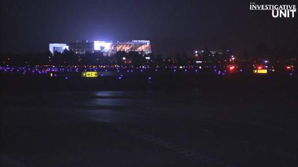 Levi's Stadium Lights May Be Airport Safety Hazard