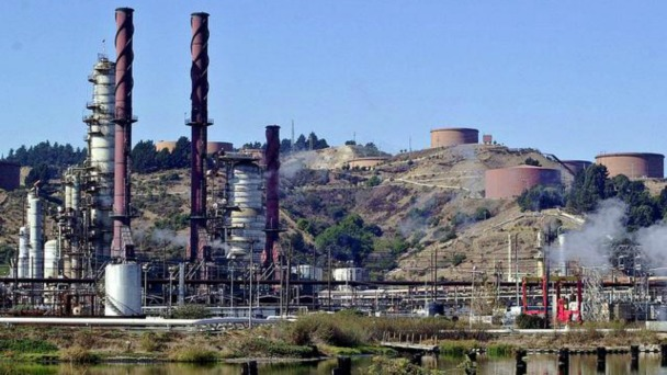 5 Years After Fire, Chevron Refinery Still Being Cited