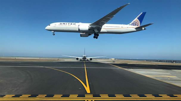 Latest Hole in SFO Runway Part of Continuing Problem