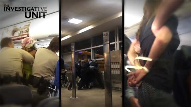 Unruly Airline Passengers Rarely Face Criminal Charges