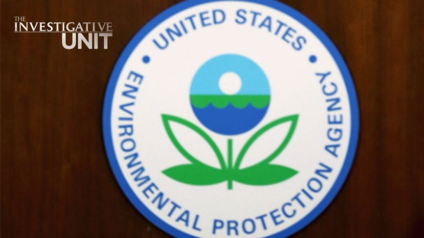 Increased Levels of Chemicals in EPA Building