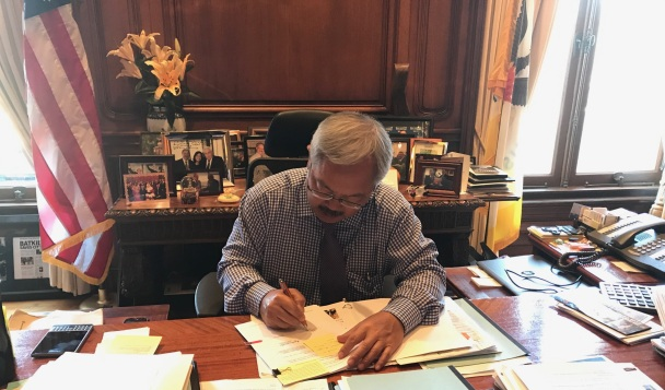 SF Mayor Inks New Eviction Law After NBC Bay Area Report