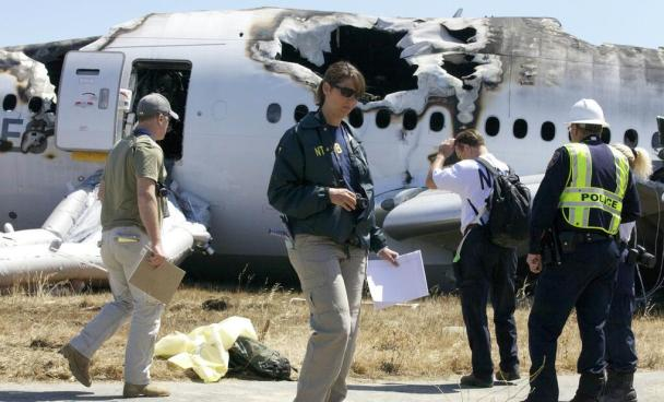 SF Crash Captain Had Just 43 Hours on Boeing 777s