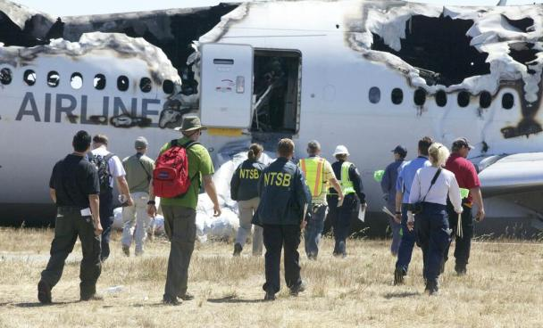 SF Fire Probes Whether Truck Ran Over Asiana Victim
