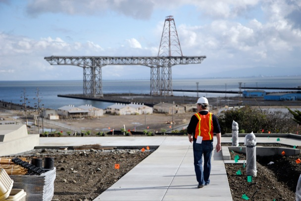Controversy Brews at Embattled Hunters Point Naval Shipyard