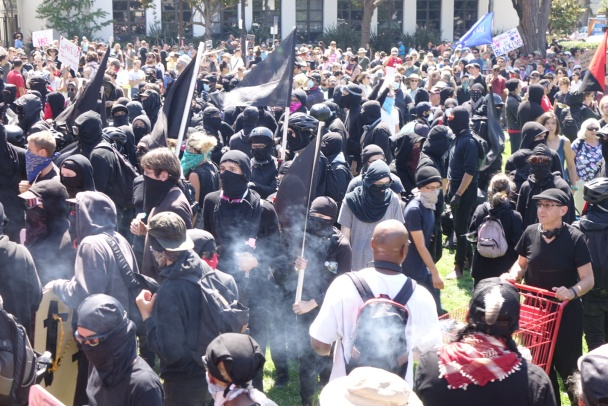 An Inside Look at the Antifa Movement