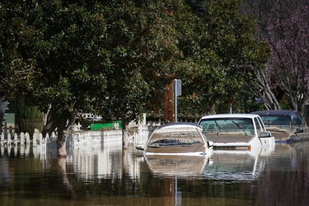 San Jose Homes to Remain Vulnerable to Floods for Years