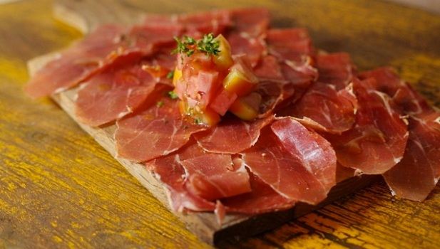 This Ain't Your Mother's Ham: Jamon Iberico at La Fonda Del Sol