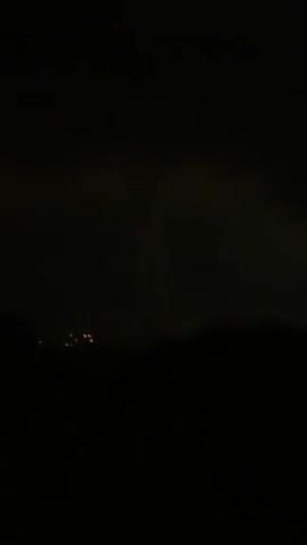 Video of Tornado Over Lake Ray Hubbard