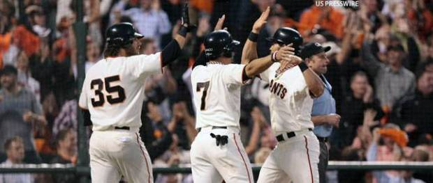 Baggs' Instant Replay: Giants bounce back, even series