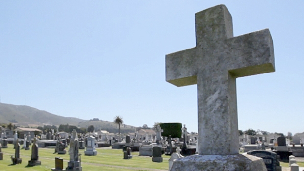 [BAY] Video: Cemeterian Digs the 'City of Souls'