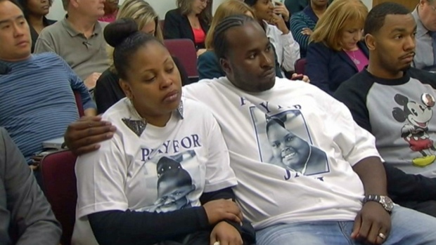 [BAY] Jahi McMath Family Back in Court