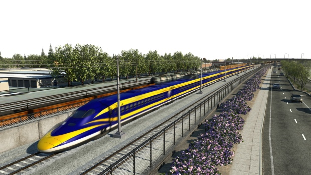 [BAY] Realtors Expect California High Speed Rail to Open Up New Housing Market