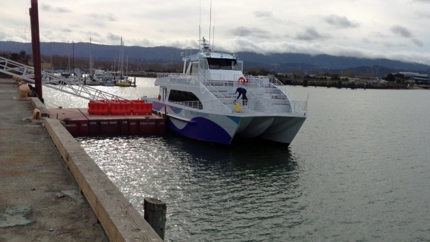 [BAY] Google Offers Ferry Service to Offset Bus Critics