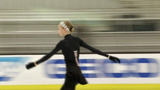 [BAY] Polina Edmunds Focused on Figure Skating, Not Security Issues