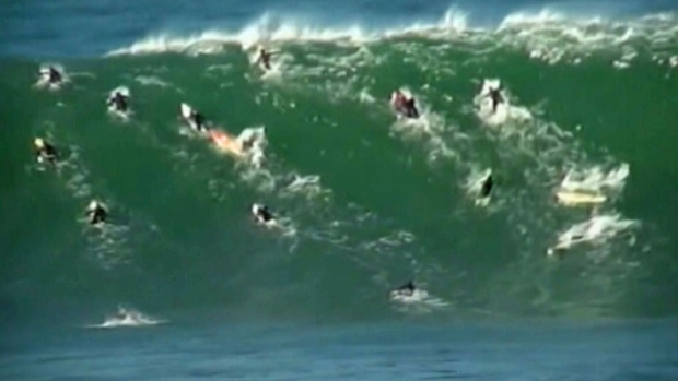 [BAY] Mavericks Surf Contest Set to Begin