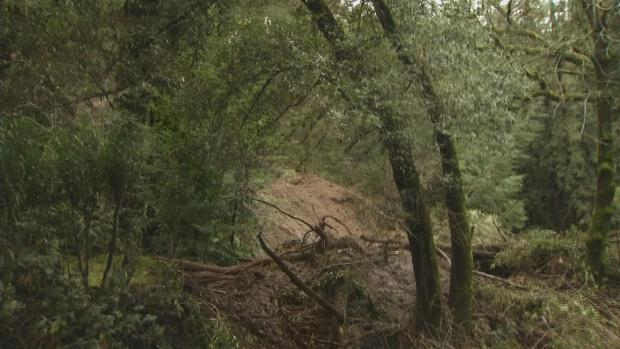 'Massive is an Understatement': Mudslide in Napa County Causes PG&E Transformer to Blow