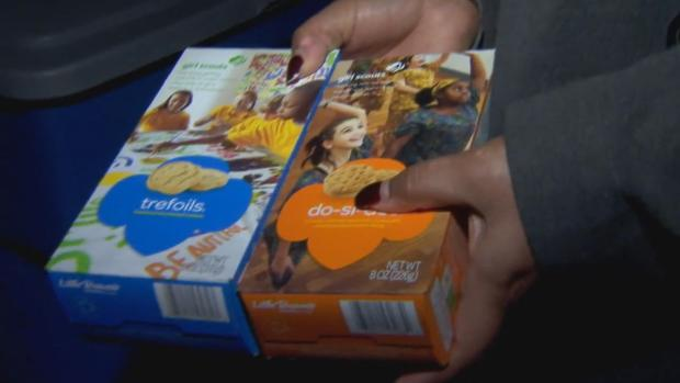 [BAY] Mother, Daughter Describe 'Very, Very Scary' Robbery of Girl Scouts' Cookie Stand