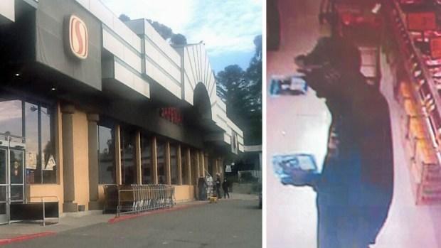 [BAY] Amber Alert: Oakland Police Respond to Carjacking at Safeway