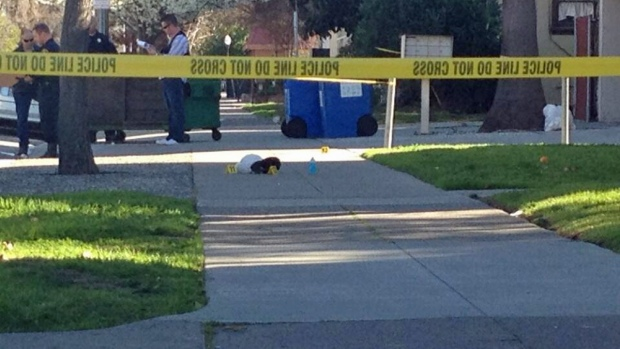 [BAY] SJSU Police Fatally Shoot Man Wielding Knife